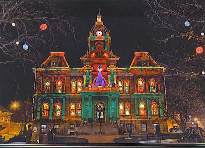 Music Synchronized Christmas Lights