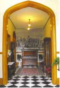 The Castle Entranceway