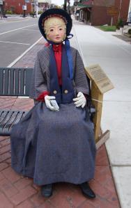 Mannequin still waits