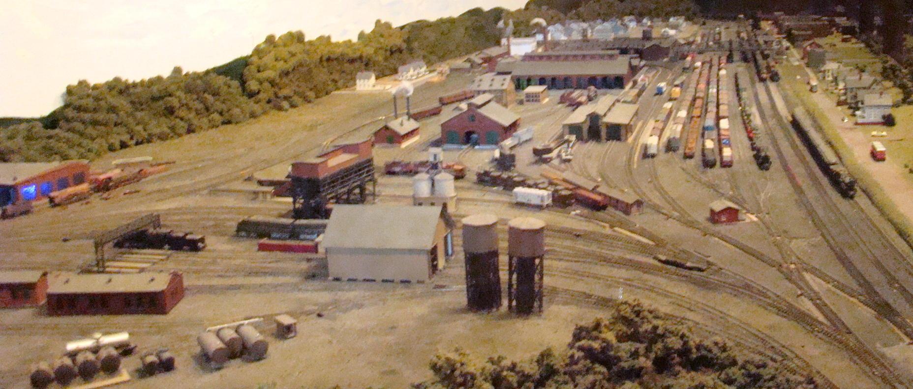 Pennsylvania Railroad Gypsy Road Trip