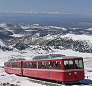 Pikes Peak Cog Railway