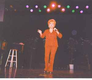 Debbie Reynolds at Riverside