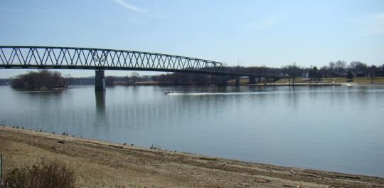 Ohio River at Marietta