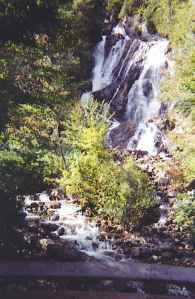 Agawa Canyon Falls