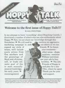 Hoppy Talk
