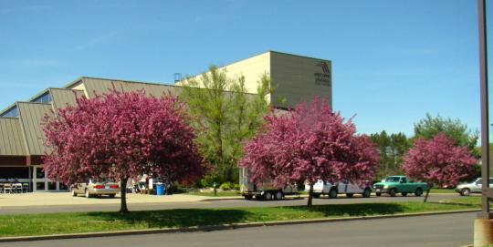 Pritchard Laughlin Civic Center