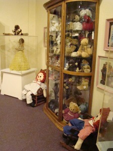 Doll Room Teddy Bear Collection