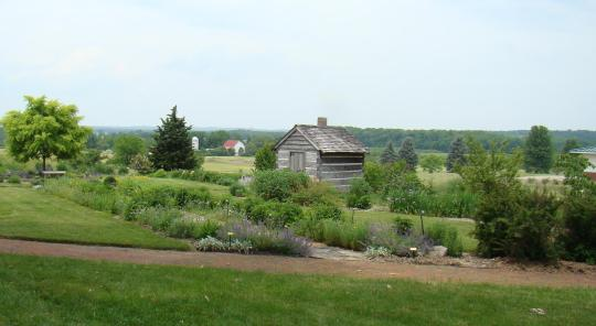 Smokehouse and Gardens