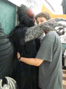 Mothman Hug