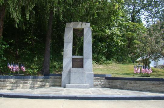 Shenandoah Memorial in Ava Ohio