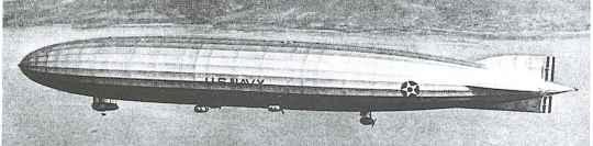 USS Shenandoah airship