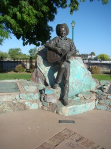 Rex Allen Statue