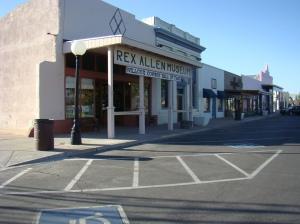 Rex Allen Museum