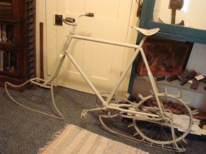 Ice Bicycle