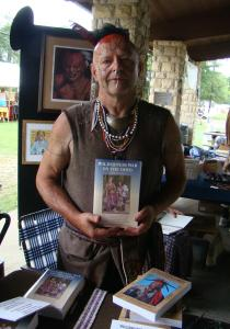 Alan Fitzpatrick, author of Indian legends