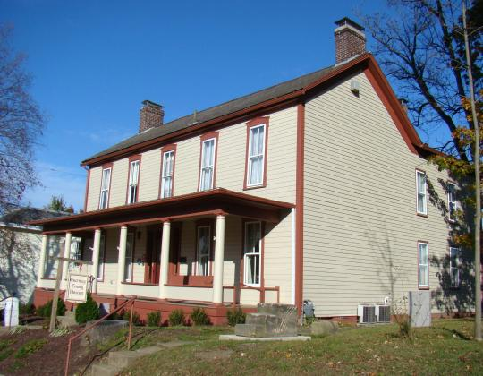 Guernsey County Historical Museum