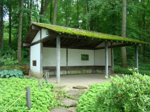 Tea house or meditation house