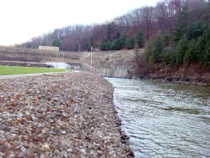 Wills Creek Dam