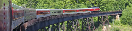 Agawa Canyon Train