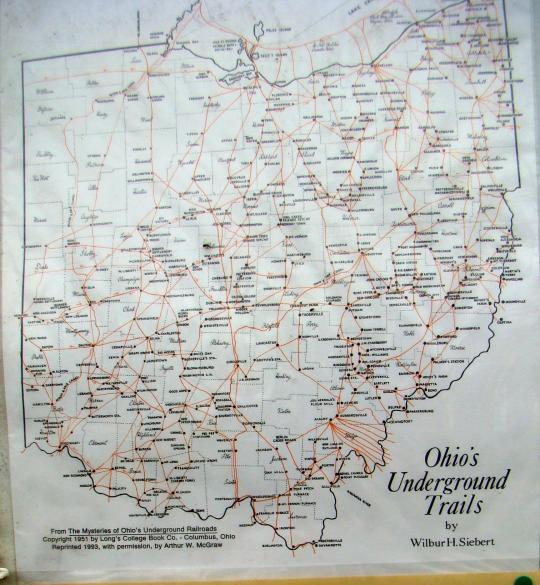 Ohio's Underground Trails