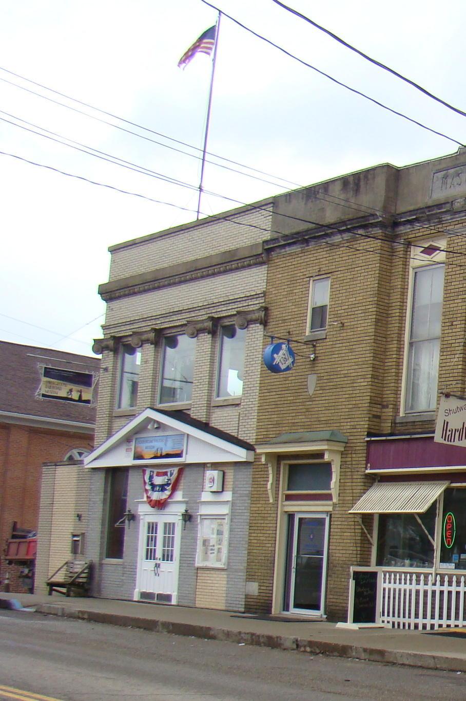 underground railroad museum flushing ohio gypsy road trip