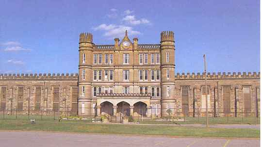 Former West Virginia Penitentiary