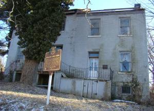 Benjamin Lundy Home