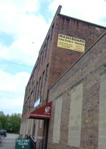 Columbus Washboard Factory
