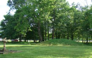 Henderson Indian Mound
