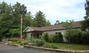 Meadowcroft Welcome Center