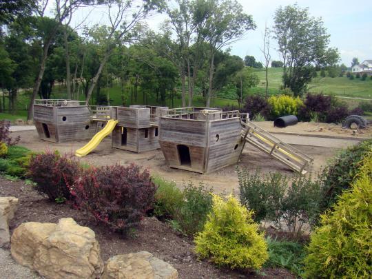 Noah's Ark Playground