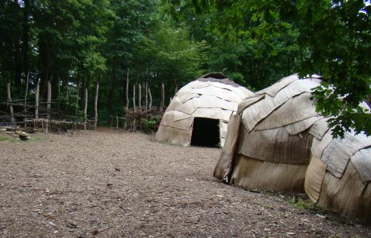 Indian Wigwams