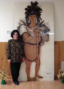 Kandi's Chief Powhatan
