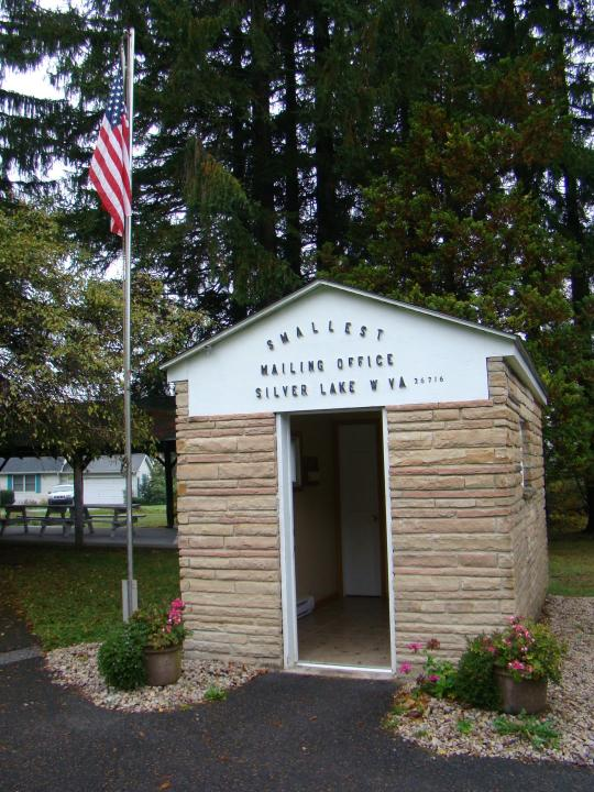 Smallest mailing office with its own Zip Code