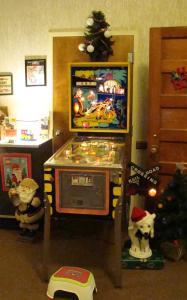 Popular Pinball Machine