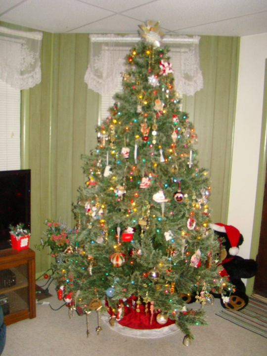 Gypsy Christmas Tree