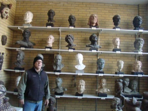 Alan tells about all the busts he made during his first two years.