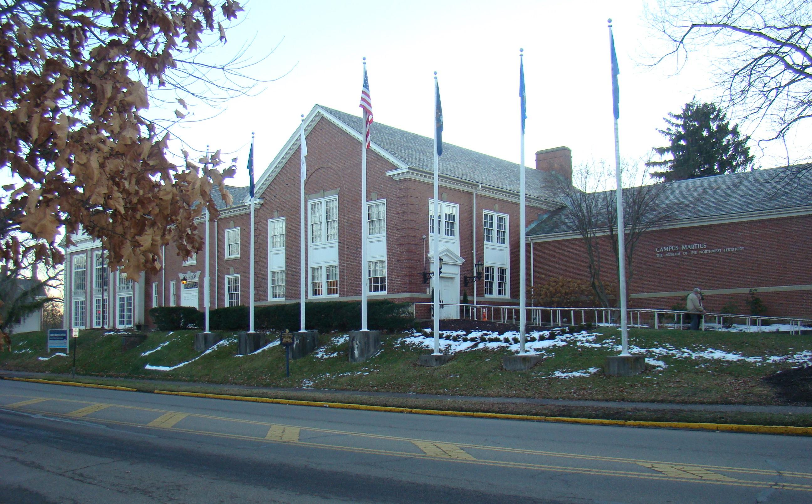 Campus Martius Museum in Marietta, Ohio