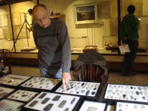 Mound City Artifacts explained.