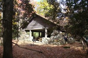 Cooper Rock Picnic Shelter