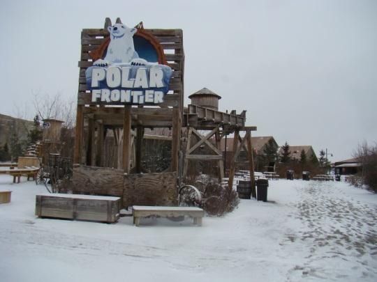 Polar Frontier Entrance