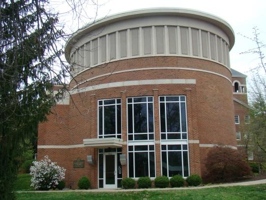 Anderson Hancock Planetarium at Marietta College