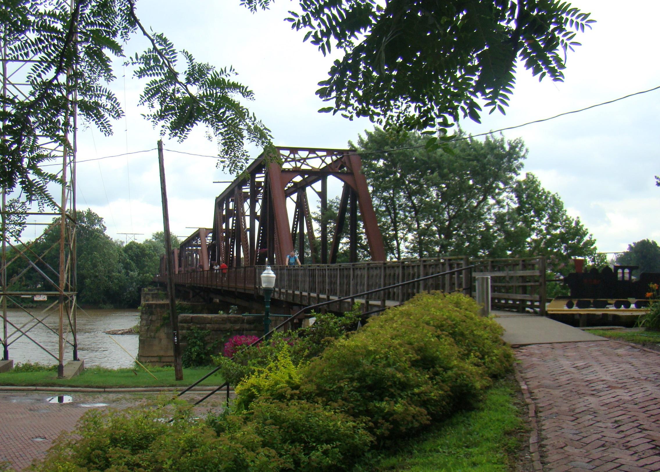 Historic Harmar Bridge