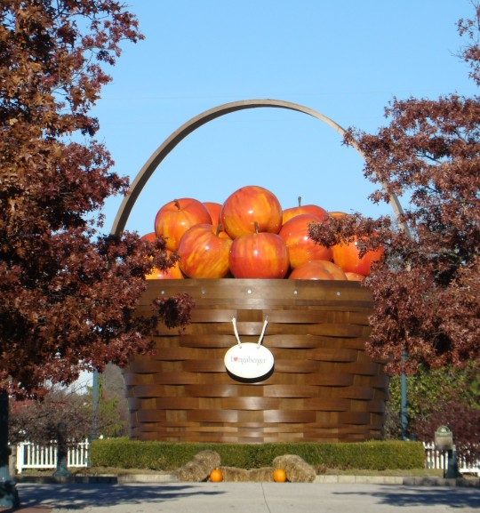 Longaberger Apple Basket
