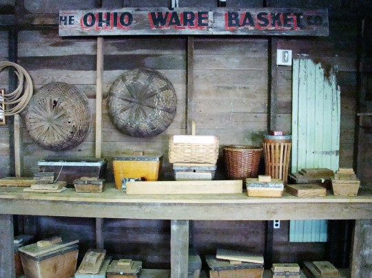 Longaberger Ohio Ware Basket Co