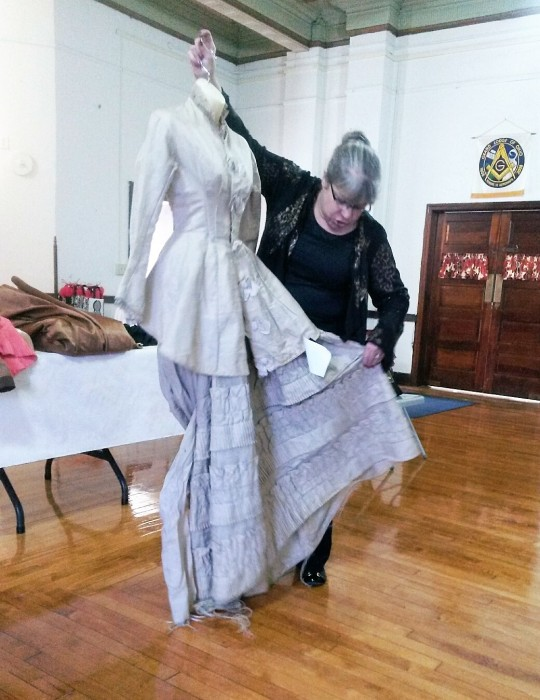 Vintage Shown Dress