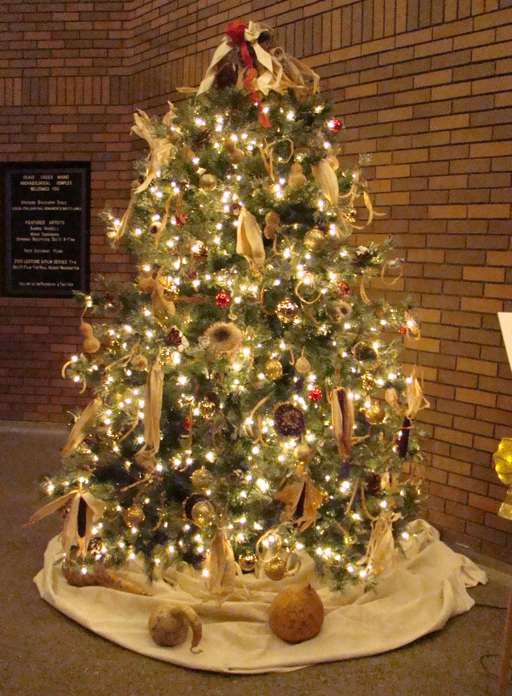 Mindi Christmas tree