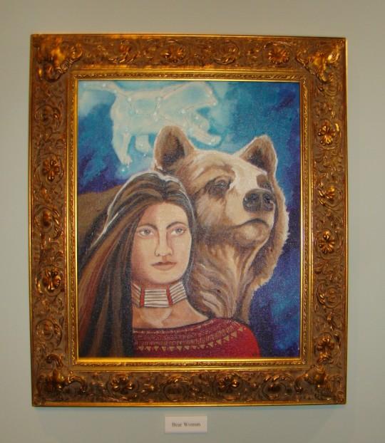 Mindi's Bear Woman