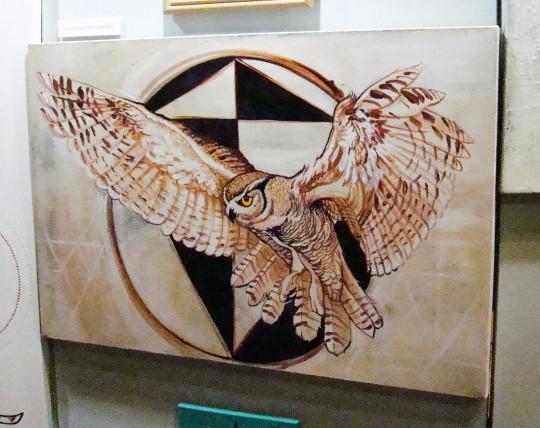 Mindi's Owl