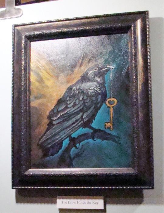 Mindi's The Crow Holds the Key